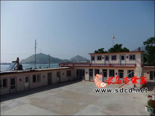 大钦岛渤海渔家乐,长岛渔家乐旅游网