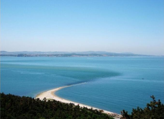 依山傍海风景绝佳的长岛